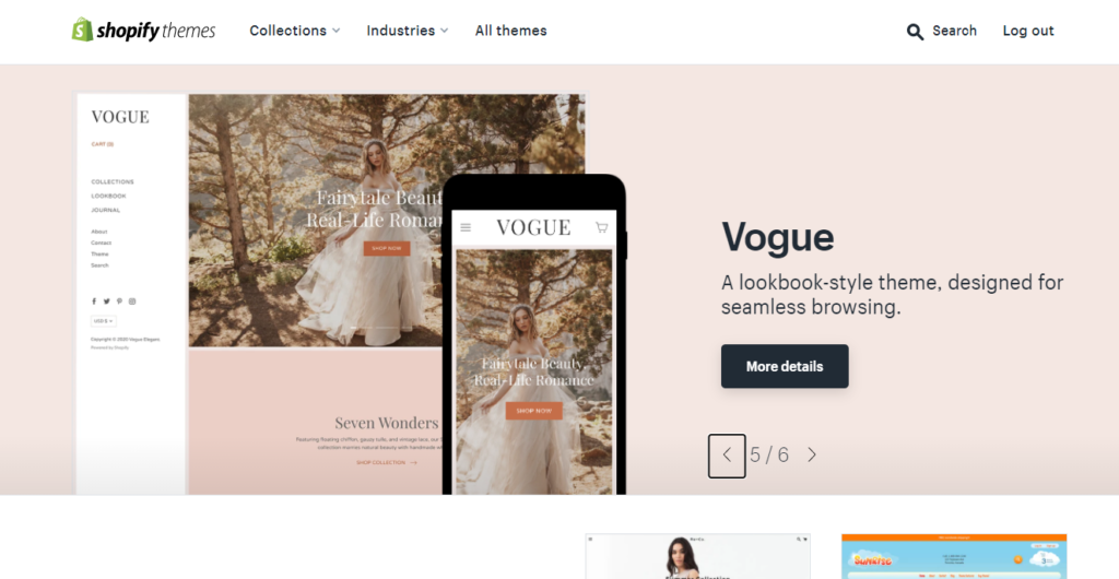 beauty dropshipping store shopify themes